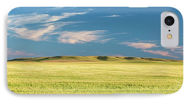 Mystical Field IPhone Case by Todd Klassy