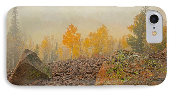 Mystical Moody Morning IPhone Case by Tim Reaves