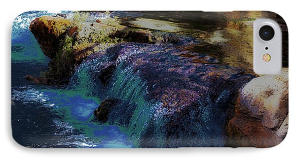 Mystical Springs IPhone Case by DigiArt Diaries by Vicky B Fuller