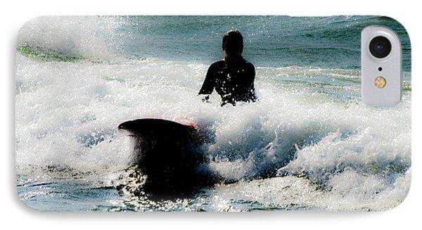 IPhone Case featuring the photograph Mystical Surf by Tara Lynn