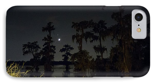 Mystique Of A Cajun Night IPhone Case by Kimo Fernandez
