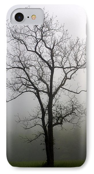 Mysty Tree 3 Phone Case by Marty Koch
