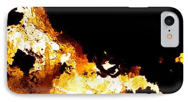 Na Nine Black Hole Sun IPhone Case