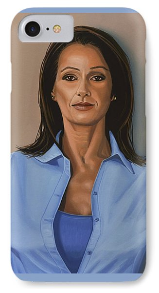 Nadia Comaneci IPhone Case