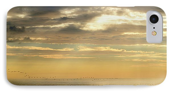 Nags Head, Nc Sunrise IPhone Case