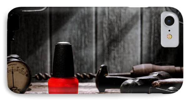 Nail Polish Phone Case by Olivier Le Queinec