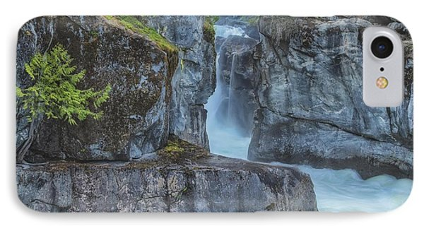 Nairn Falls IPhone Case by Jacqui Boonstra