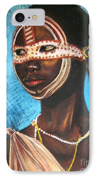 Nairobi Girl IPhone Case