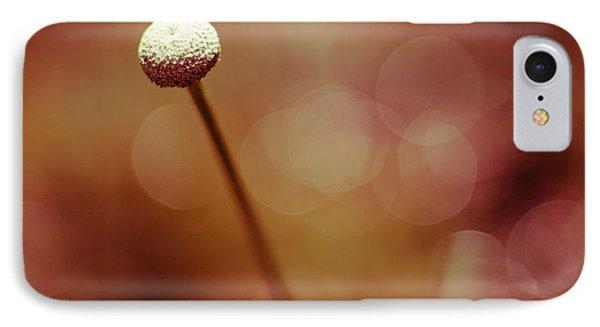 Naked Dandelion IPhone Case