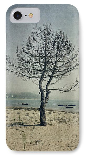 IPhone Case featuring the photograph Naked Tree by Marco Oliveira