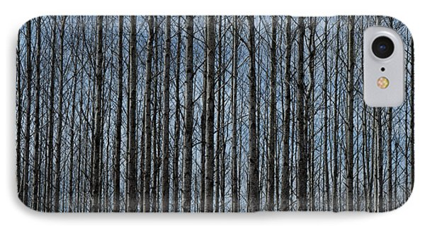 Naked Woods IPhone Case