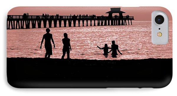 Naples Florida Sunset IPhone Case