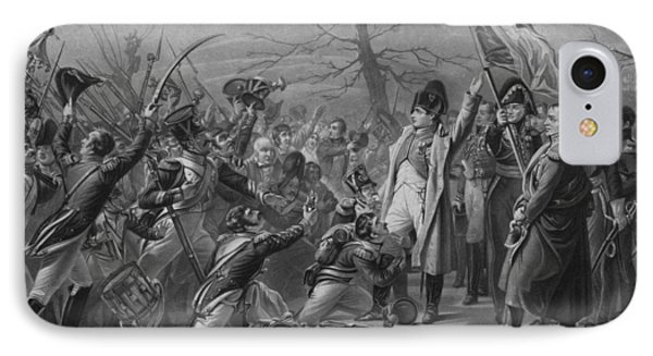 Napoleon Returns From Elba Phone Case by War Is Hell Store
