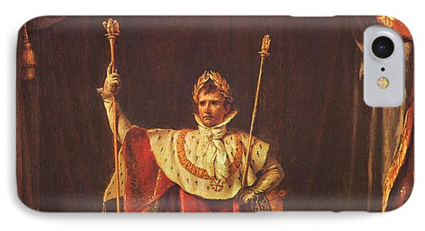 Napoleon IPhone Case by War Is Hell Store