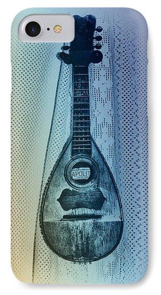Napolitan Mandolin Phone Case by Bill Cannon