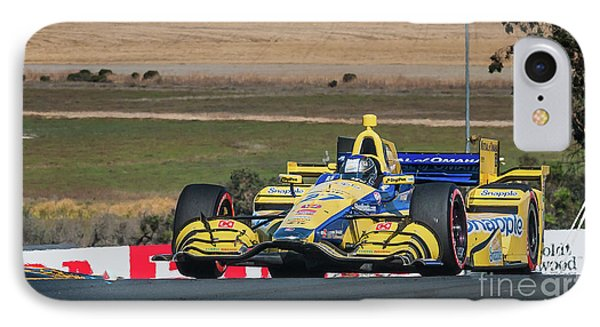 Marco Andretti 2 IPhone Case