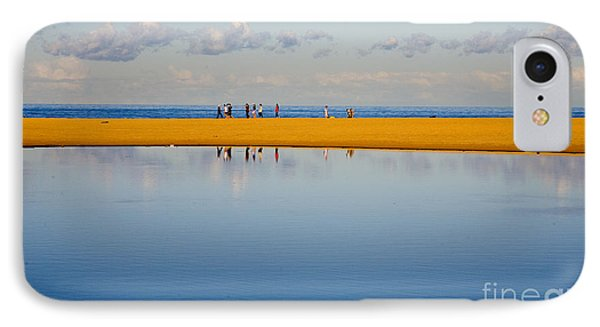 Narrabeen Dunes Phone Case by Sheila Smart Fine Art Photography