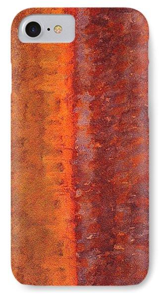 Narrow Divide Original Painting IPhone Case