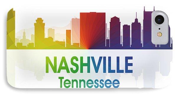 Nashville Tn Phone Case by Angelina Vick