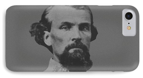 Nathan Bedford Forrest Phone Case by War Is Hell Store