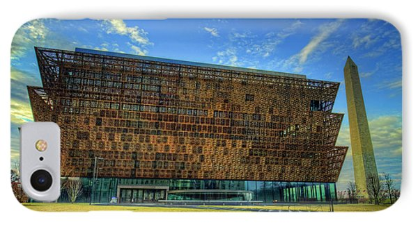 National Museum Of African American History And Culture IPhone Case by Craig Fildes