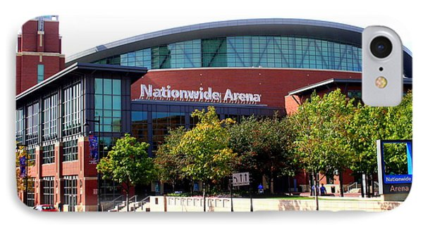 Nationwide Arena IPhone Case