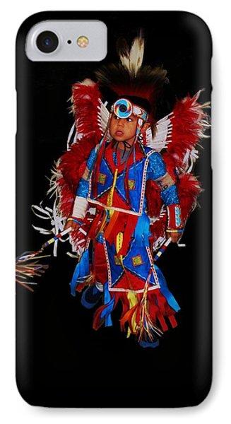 Native American Dancer IPhone Case