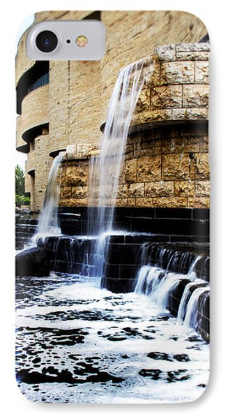 Native American Waterfalls IPhone Case