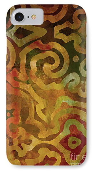 Native Elements Earth Tones IPhone Case