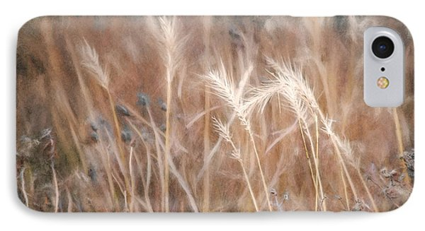 Native Grass IPhone Case by Scott Norris