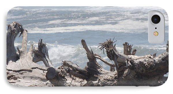 Natural Beach Bench IPhone Case