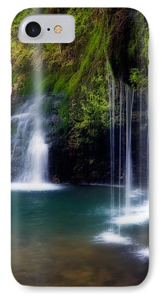 Natural Falls IPhone Case by Lana Trussell
