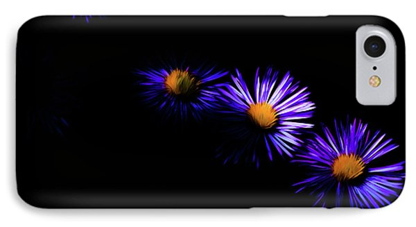Natural Fireworks IPhone Case by Timothy Hack