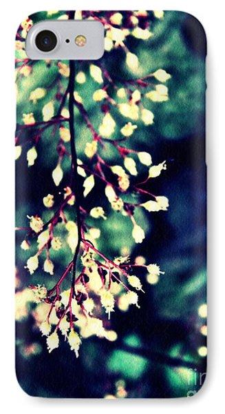 Natural Lace 2 IPhone Case by Sarah Loft