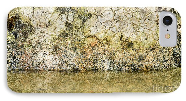 IPhone Case featuring the photograph Natural Stone Background by Torbjorn Swenelius