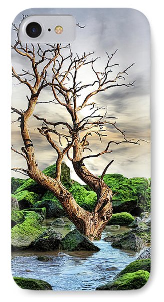 Natural Surroundings IPhone Case by Angel Jesus De la Fuente