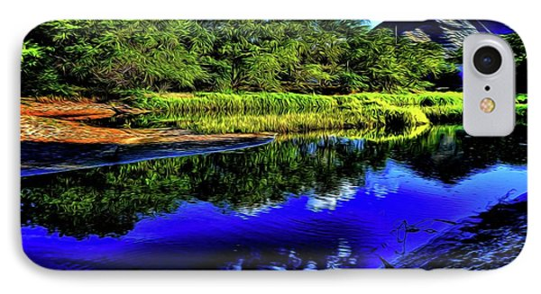 Nature 61 Version 2 IPhone Case