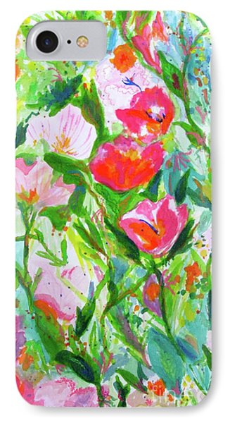 Nature Dance IPhone Case by Beth Saffer