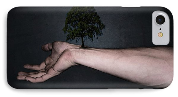 Nature Inside Me IPhone Case by Nicklas Gustafsson