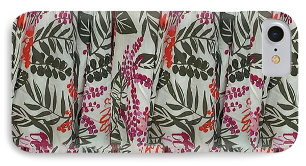 IPhone Case featuring the photograph Nature Pattern For Pillows Curtains  Towels Tote Bags Greeting Cards Phone Cases Gifts By Navinjoshi by Navin Joshi