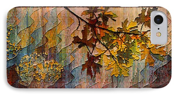 Nature Tapestry 1997 IPhone Case by Padre Art