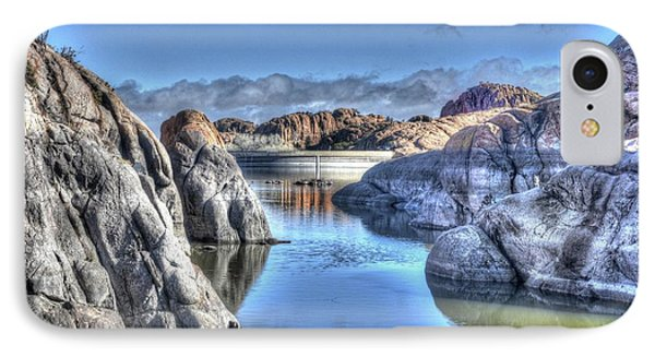 Nature's Artistic Beauty IPhone Case by Thomas Todd