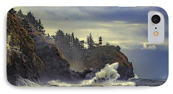 Natures Beauty Unleashed IPhone Case by James Heckt