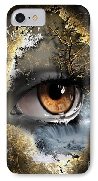 Natures Eye IPhone Case