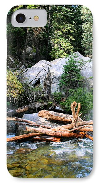 Nature's Filters IPhone Case by Kristin Elmquist