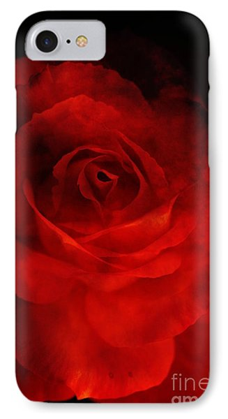 IPhone Case featuring the photograph Natures Flame by Stephen Mitchell