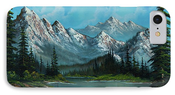 Mountain iPhone 7 Case - Nature's Grandeur by Chris Steele