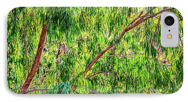 Natures Greens, Yanchep National Park IPhone Case by Dave Catley