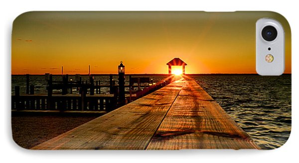 IPhone Case featuring the photograph Nature's Lantern by Mark Miller