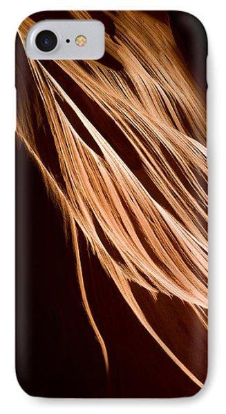 Natures Lines Phone Case by Adam Romanowicz